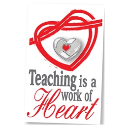 Pin Card - Teaching