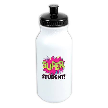 Super Student Water Bottle