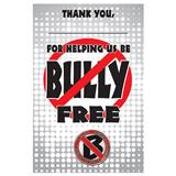 Pin Card with Pin Set - Bully Free