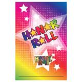 Pin Card with Pin Set - Honor Roll