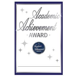 Pin Card with Pin Set - Academic Achievement