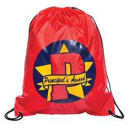Full-color Backpack - Principal's Award