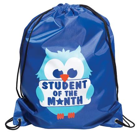 Full-color Backpack - Student of the Month Owl