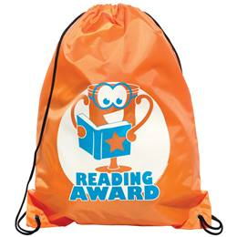 Reading Award Symbol Backpack