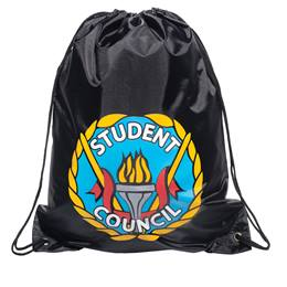 Full-color Backpack - Student Council Star
