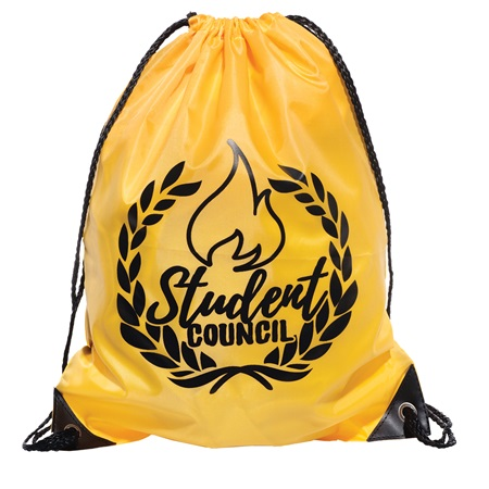Award Backpack - Student Council Torch