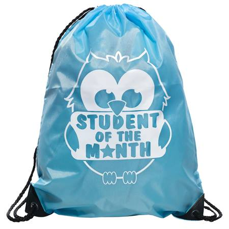 Award Backpack - Student of the Month Owl