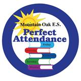 Custom Button - Perfect Attendance