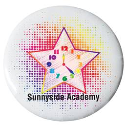 Custom Button - Attendance Superstar/Clock