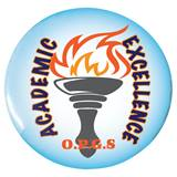 Custom Button - Academic Excellence Torch