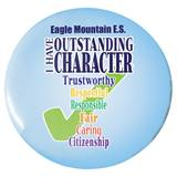 Custom Button - Outstanding Character