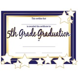 5th Grade Graduation Certificates