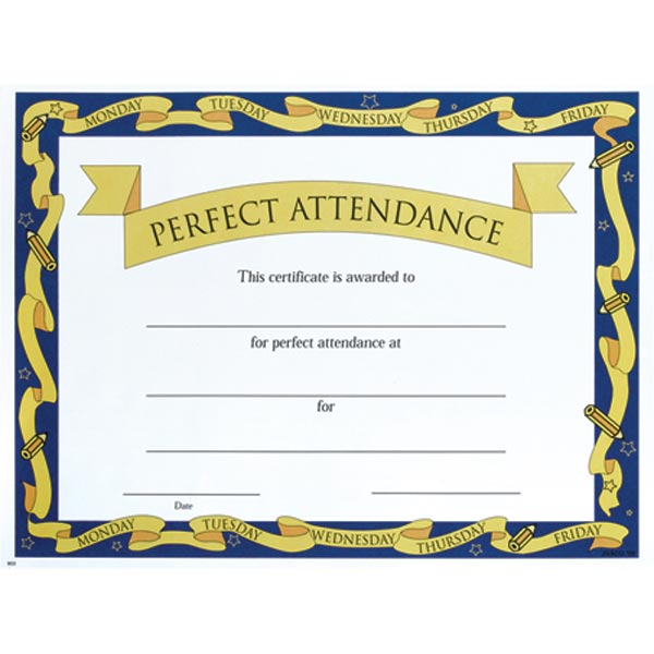 certificates for elementary anderson s