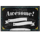 Celebration Cards - Awesome Chalkboard