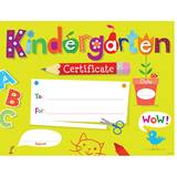 Certificates - Kindergarten ABC