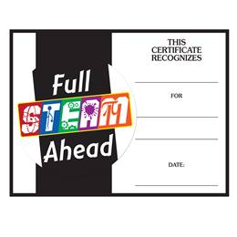 Certificate Magnets - Stock Design