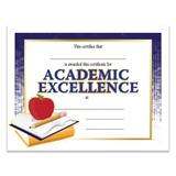 Academic Excellence Certificate Pack
