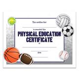 Physical Education Certificate Pack