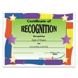 Recognition Certificates Pack