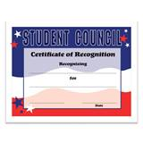 Student Council Certificate Pack