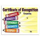 Character Traits Certificates Pack