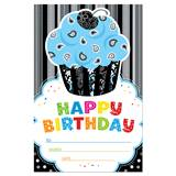 Happy Birthday Certificate Pack - Cupcake