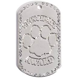 Bling Dog Tag - Principal's Award