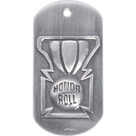 Embossed Dog Tag - Honor Roll