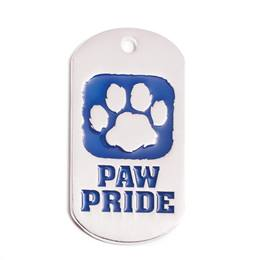 Paw Pride Colorful Dog Tag