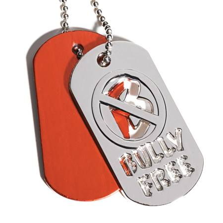 Slider Dog Tag - Bully Free