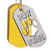 Slider Dog Tag - Paw Pride