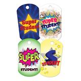 Dog Tag Set - Super Student