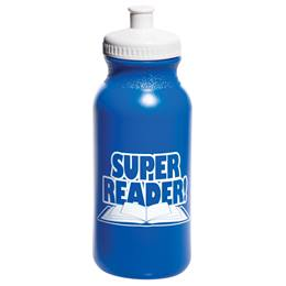 Award Water Bottle - Super Reader