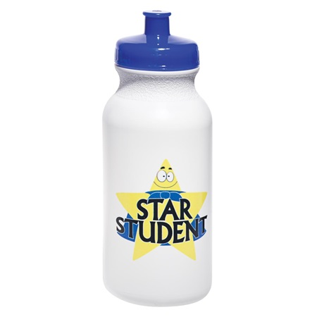 Full-color Water Bottle - Star Student