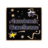 Academic Excellence Award Pin - Cosmos