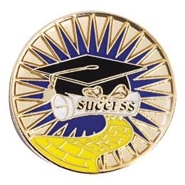 Success Award Pin