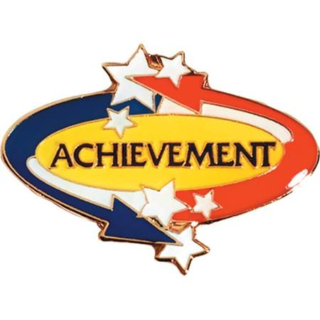 Achievement Award Pin - Arrows