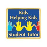 Student Tutor Award Pin