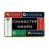 Character Award Pin