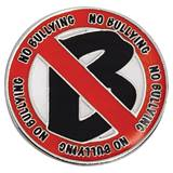 """No Bullying"" Pin"