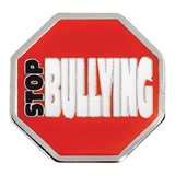 """Stop Bullying"" Pin"