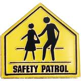 Safety Patrol Award Pin - School Crossing Sign