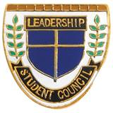 Student Council Award Pin - Leadership