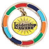 Leadership Award Pin - Dangler