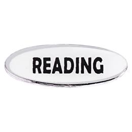 Mini Pin - Reading