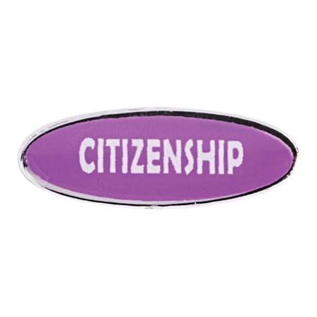 Citizenship Mini Pin