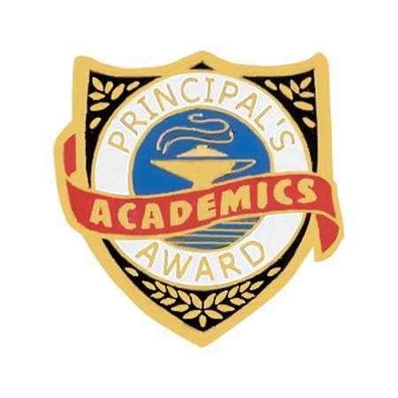 Principal's Award Pin - Academics