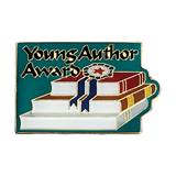 Writing Award Pin - Young Author