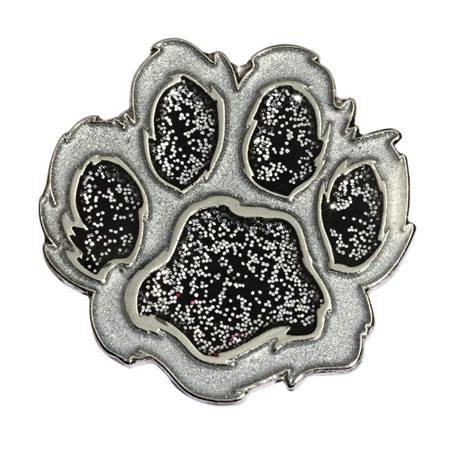 Fury Paw Award Pin