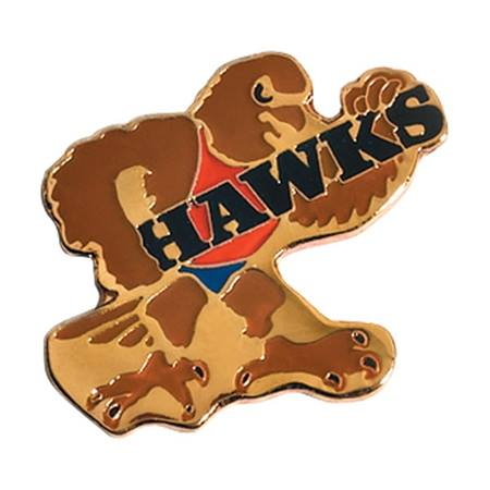 Hawks Award Pin
